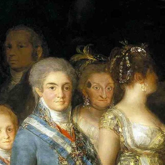 La familia de Carlos IV\', cinco curiosidades en 4 minutos | Arte ...